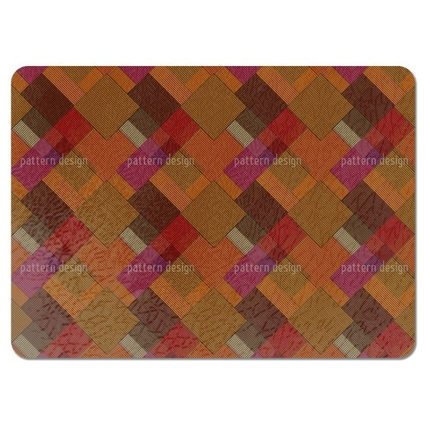 Various Squares Placemats (Set of 4)