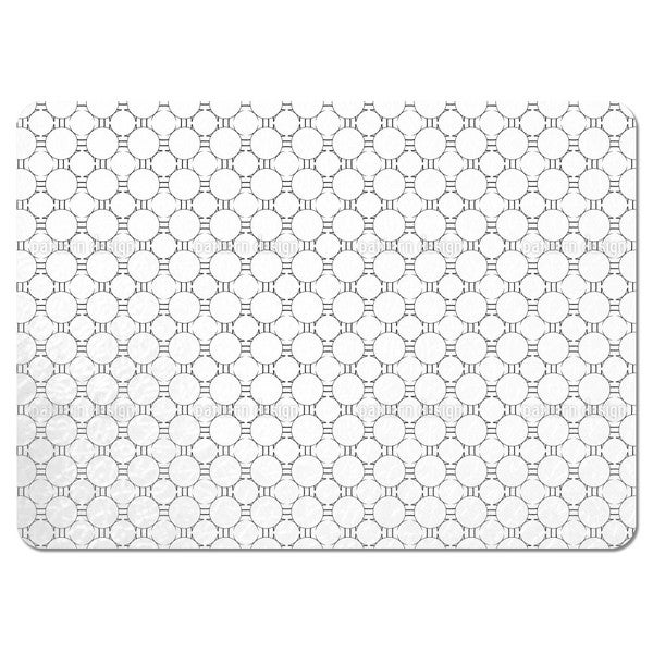 Hole Beside Hole Placemats (Set of 4)
