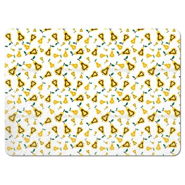 Pear Conspiracy Placemats (Set of 4)