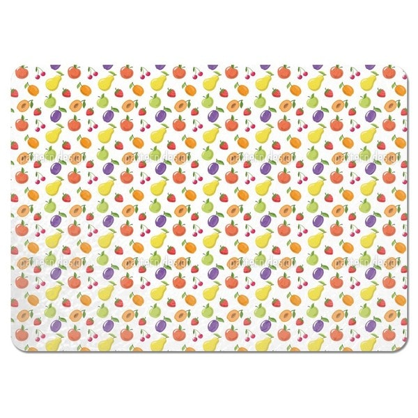Summer Fruits Placemats (Set of 4)