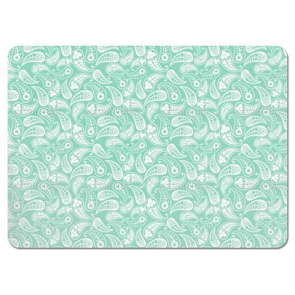 Naturally Paisley Placemats (Set of 4)