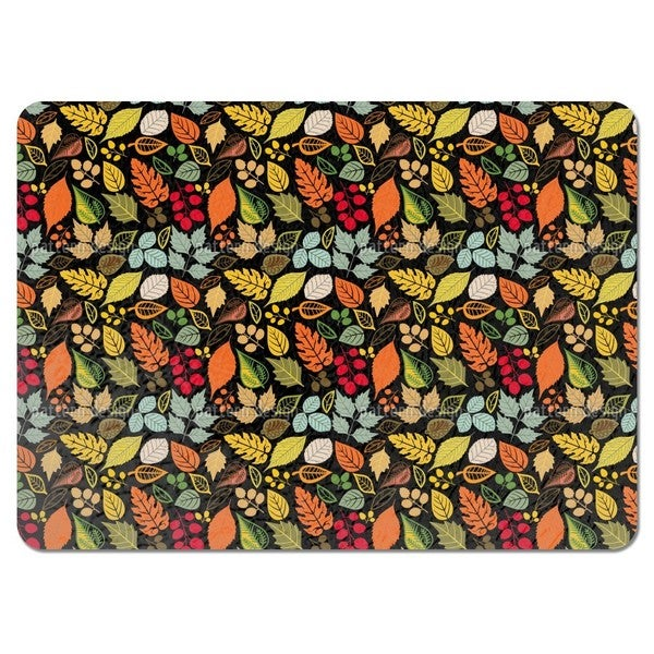 In the Leaf Museum Placemats (Set of 4)