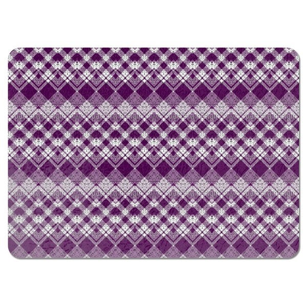 Squares at Their Best Placemats (Set of 4) 20802167