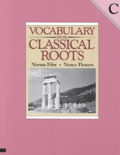 Vocabulary from Classical Roots - C (Paperback)