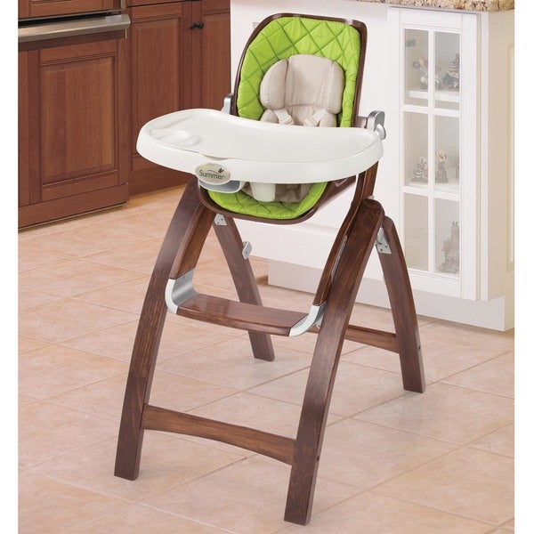 Bentwood High Chair - Baby Time 20808396