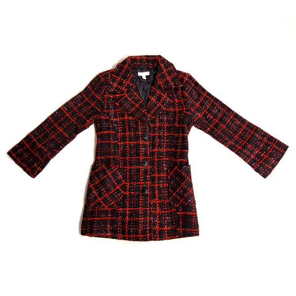 DownEast Girls' Train Coat