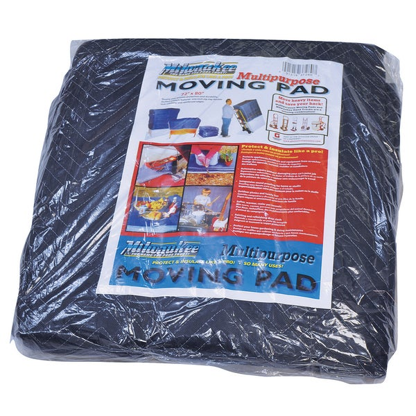 "Gleason Industrial 37280 72"" X 80"" Moving Blanket"
