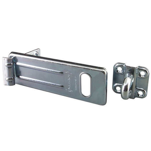 "Master Lock 706D 6"" Heavy-Duty Security Hasp"