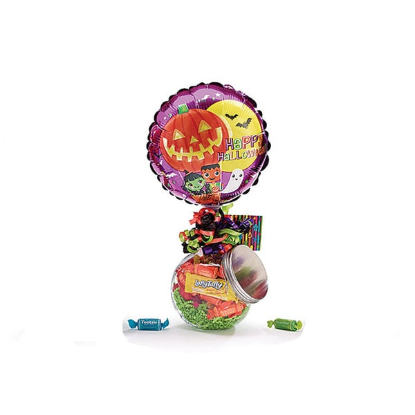 Halloween Gift Candy Jar
