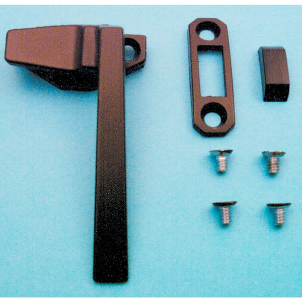 Prime Line H3599 Bronze Right Hand Window Locking Handles