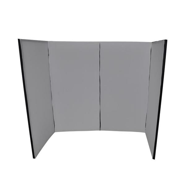 Pyle Lycra Steel DJ Booth Cover Screen Display Panel