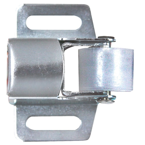 Ultra Hardware 96211 Zinc Plated Designer's Edge Single Roller Catch
