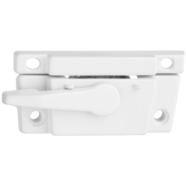 Stanley Hardware 819173 White Narrow Window Sash Lock