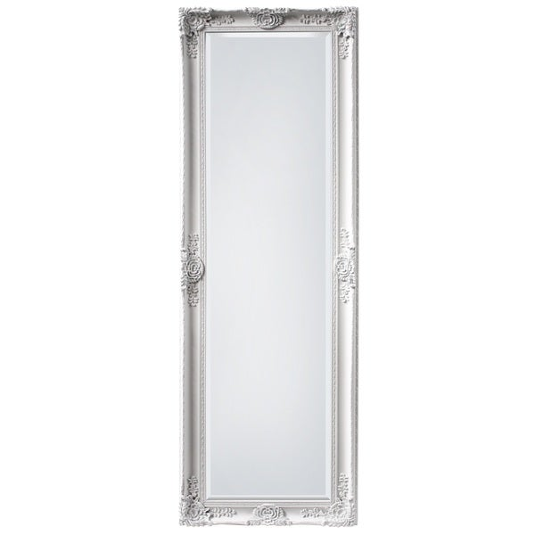 Mayfair Belle Wall Mirror White