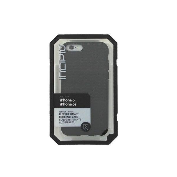 Case Mate Incipio Tension Block Black iPhone 6 6S Flexible Case