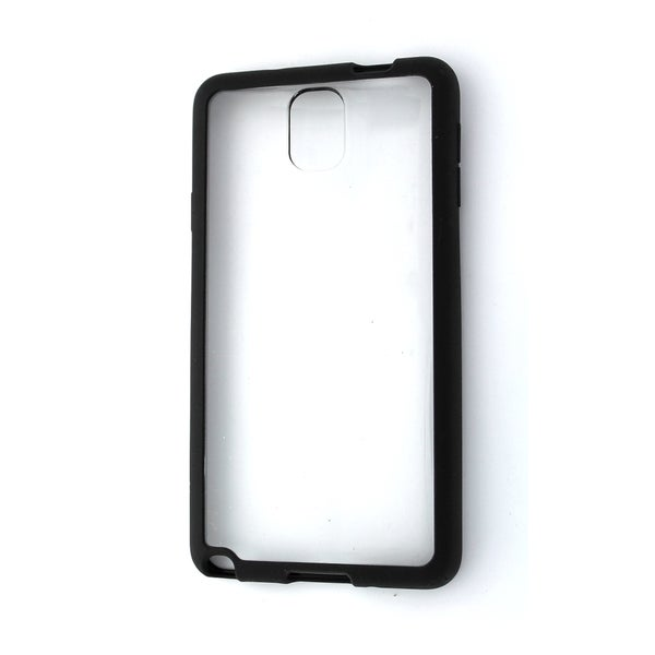 Reveal Clear/Black Protective Case for Samsung Note 3