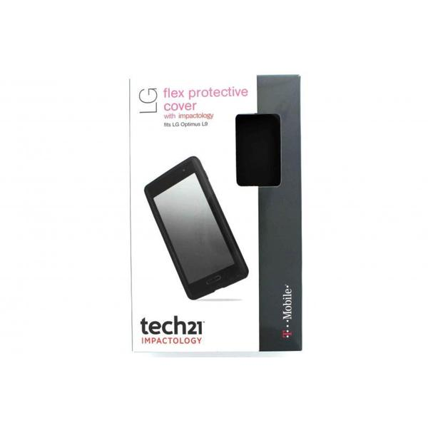 Tech 21 D3O Black Protective Cover for T-Mobile LG Optimus L9 Flex
