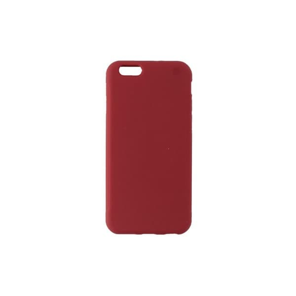 Cricket Insignia Chili Pepper Red Soft Shell Case for 4.7-inch Apple iPhone 6/6S