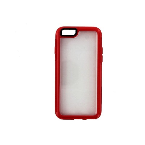Cricket OtterBox Red Symmetry Case for iPhone 6/6S
