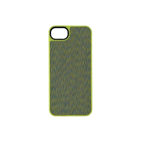 Griffin Dobby Neon Yellow Dot Hard Shell Case for iPhone 5/5S/SE