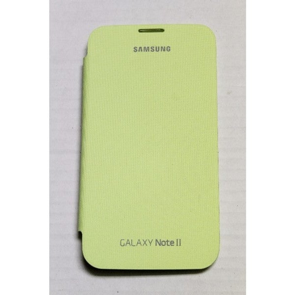 Case Mate Samsung Lime Green Flip Cover Case for Samsung Galaxy Note 2