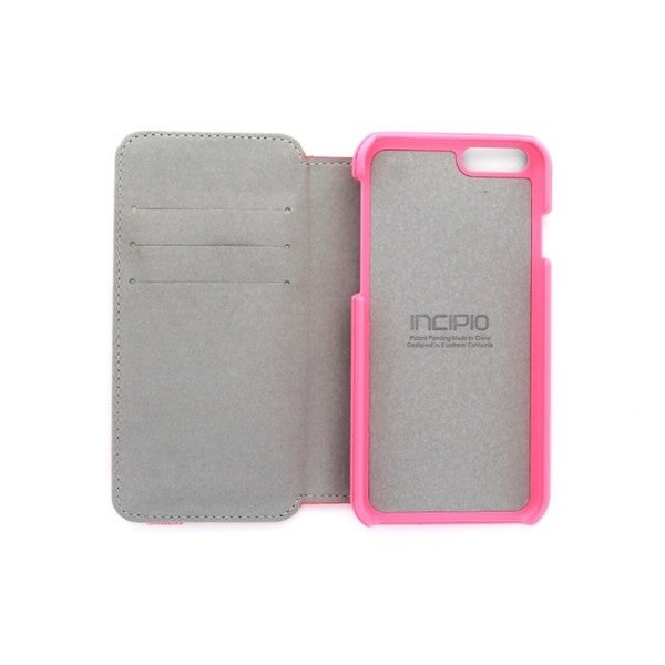 Case Mate Incipio Watson Pink Apple iPhone 6/6S 2-in-1 Folio Case