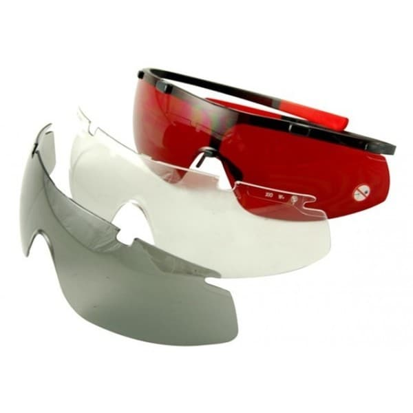 Leica Laser Glasses GLB30 Laser, Glasses, Eye Protection Kit - 780117