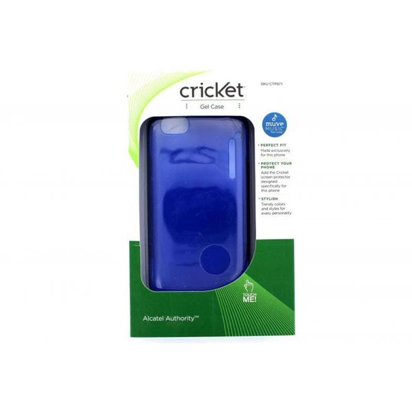 Case Mate CTP971 Blue Alcatel Authority Gel Case