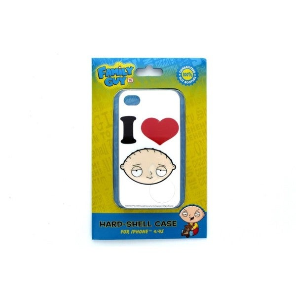 'Family Guy I Love Stewie' Phone Case for the Apple iPhone 4/4S