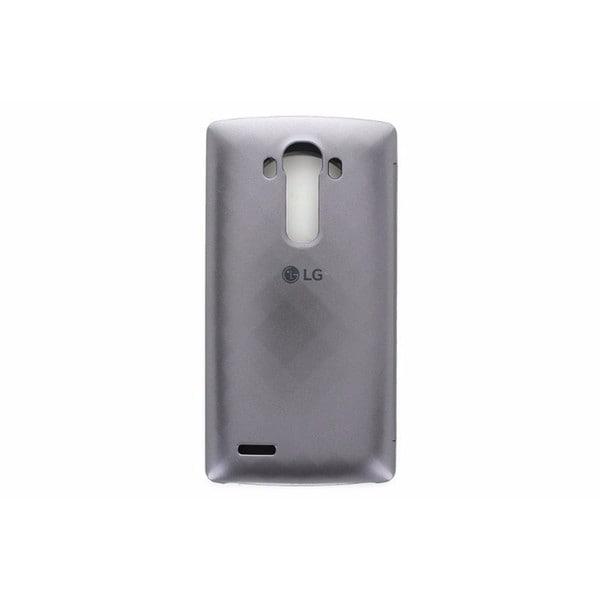 LG G4 Quick Circle Grey Snap-On Folio Case