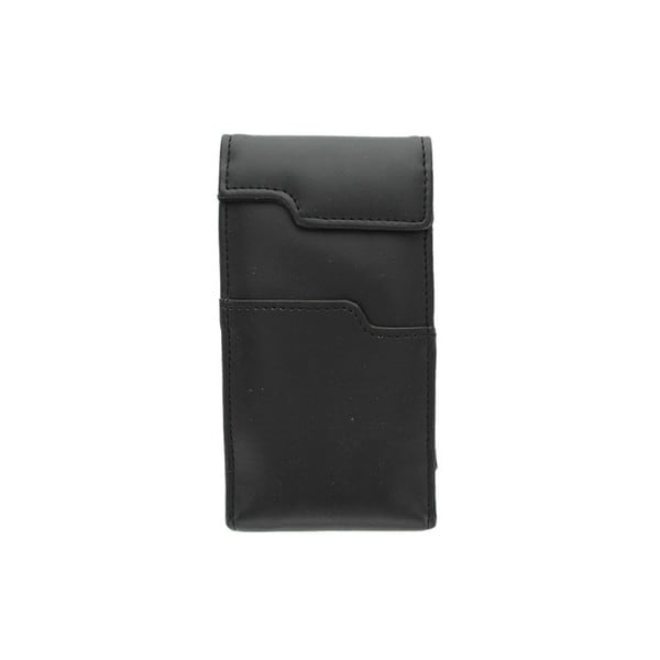 T-Mobile Black Leather Case Designed to Fit Most Smartphones