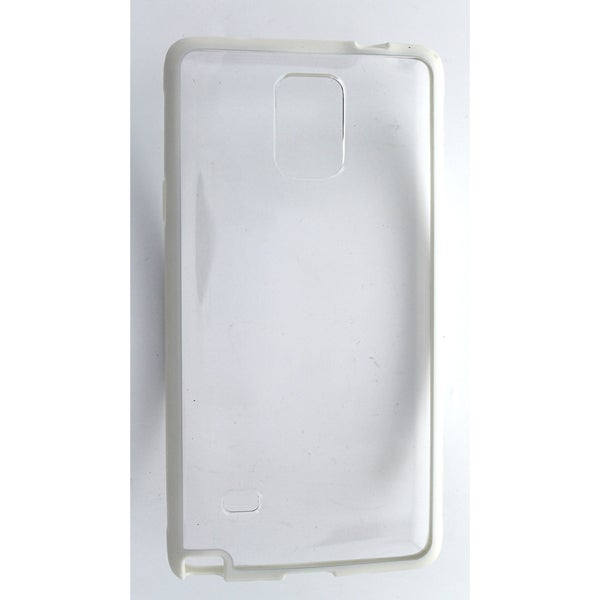 Griffin Reveal Clear White Protective Case for Samsung Galaxy Note 4