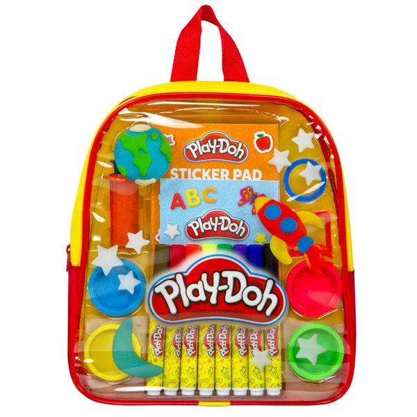 Play-Doh Backpack Travel Kit