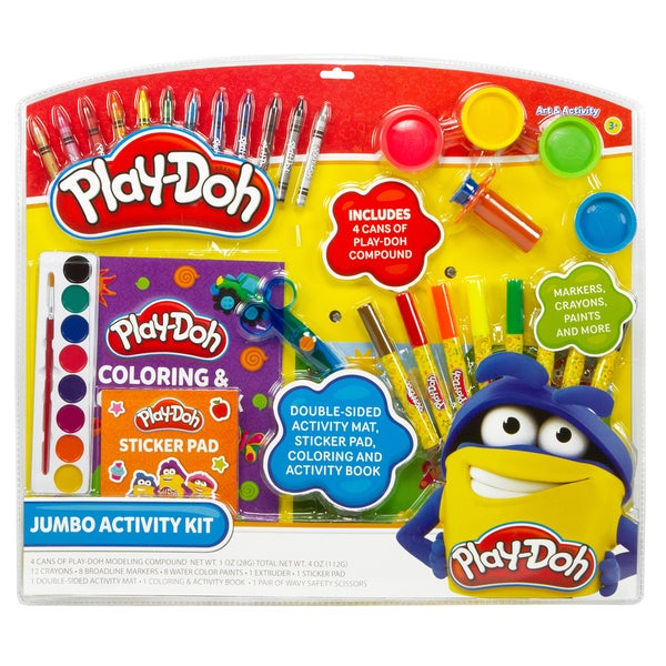 Play-Doh Jumbo Activity Kit