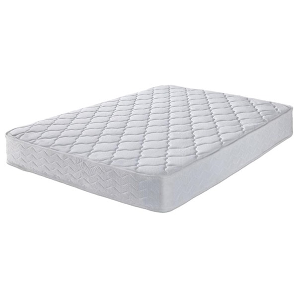 Crown Comfort Queen-size Contour Support Pocketed Coil Mattress