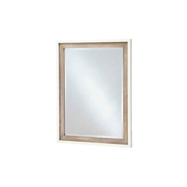 Universal Grey-framed Tilt Mirror