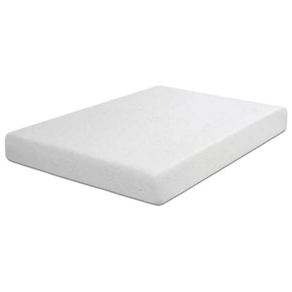 Crown Comfort 8-inch Twin-size Air Flow Memory Foam Mattress