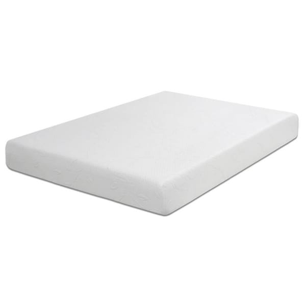 Crown Comfort 8-inch Queen-size Air Flow Memory Foam Mattress