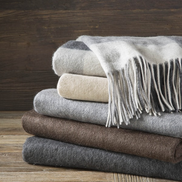 Metropolitan Home Cashmere Throw