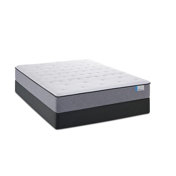 Sealy Posturepedic San Antonio Valley Firm Twin-size Mattress Set