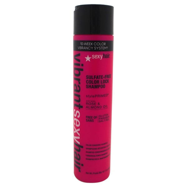 Sexy Hair 10.1-ounce Vibrant Sulfate-Free Color Lock Shampoo 20850866