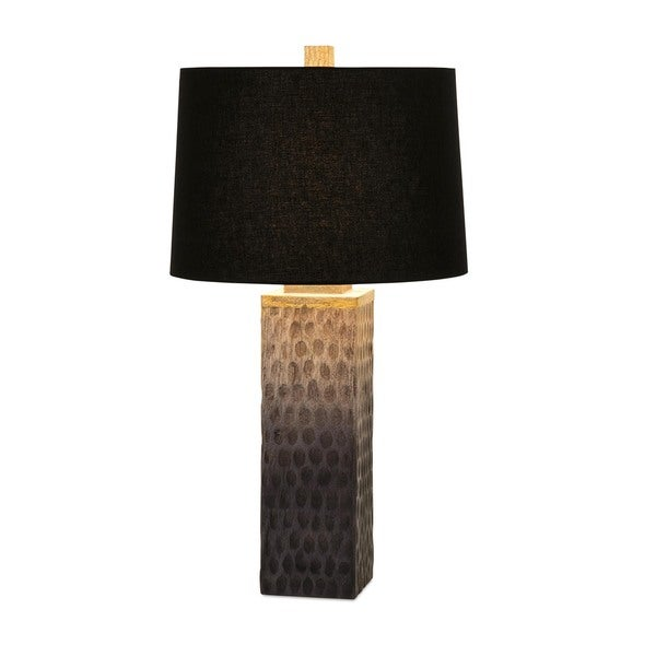 Smoke Ombre Table Lamp