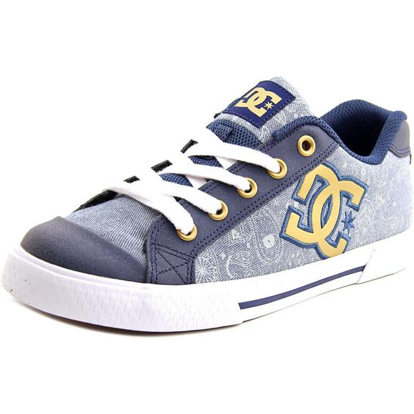 DC Shoes Women's 'Chelsea SE' Basic Textile Athletic Shoes