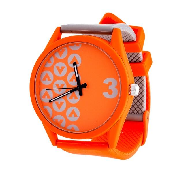 Airwalk Grey Analog Sport Watch