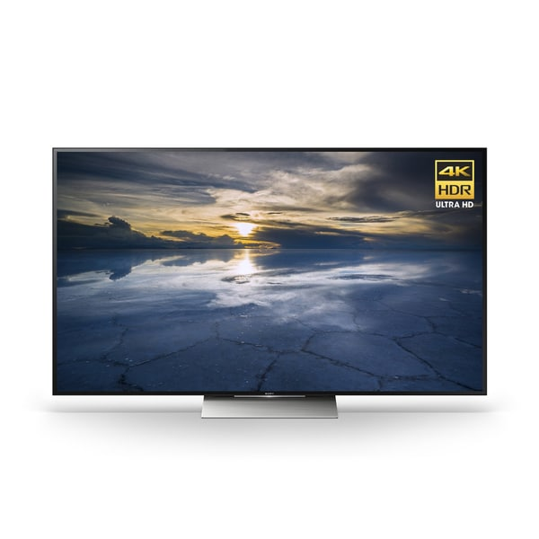 Sony XBR65X930D 65-Inch 4K Ultra HD 3D Smart TV