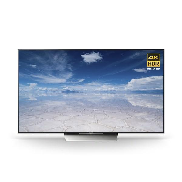 Sony XBR75X850D 75-Inch 4K HDR Ultra HD Smart TV