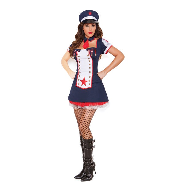 Naval Knockout Costume