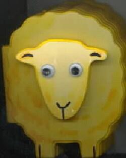 Sheep (Board book)