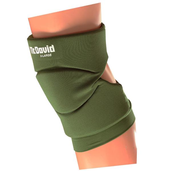 McDavid Classic 643 Knee and Elbow Pads With Open Back
