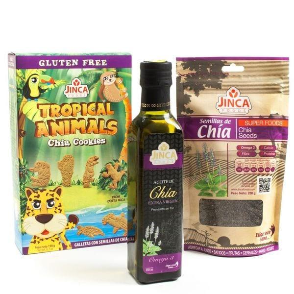 igourmet The Jinca Chia Collection
